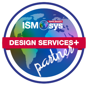 ISMOsys Design Service Plus Partner